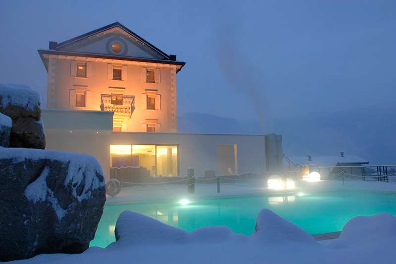 Offer for the New Year in Levico Half Board | BellaVista Relax Hotel Levico Terme